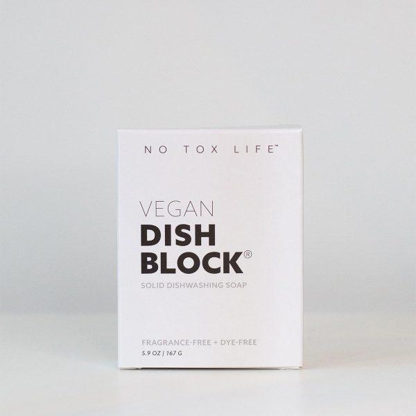 Vegan Dish Block by No Tox Life