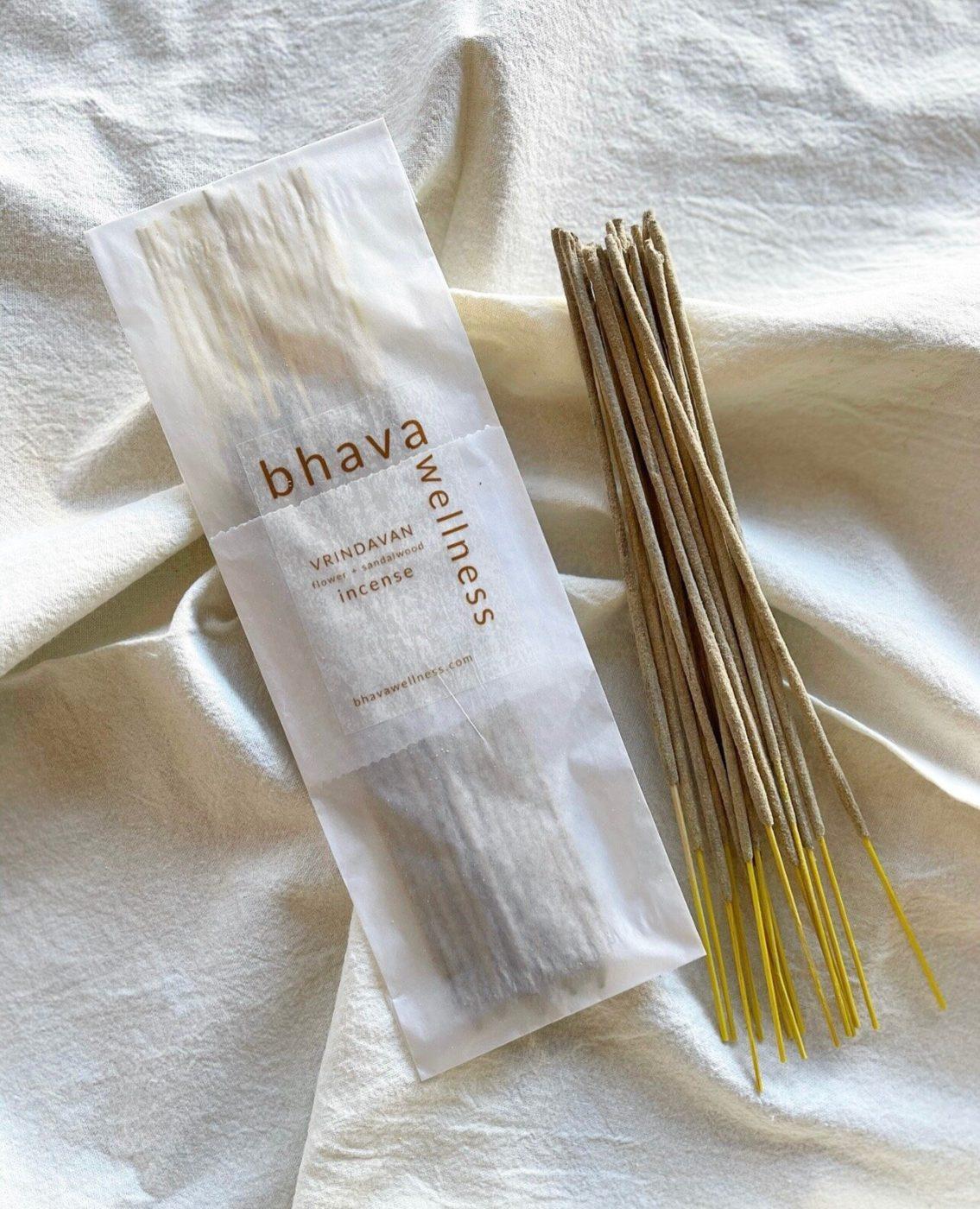 vrindavan sandalwood incense