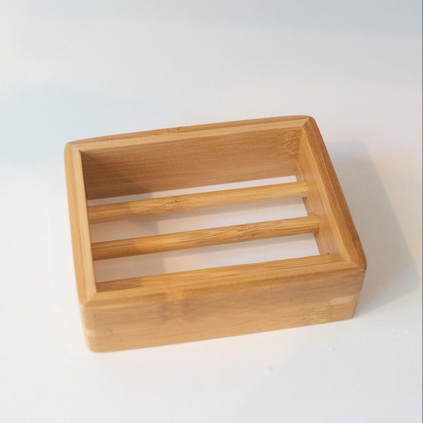 bamboo Dish Block holder
